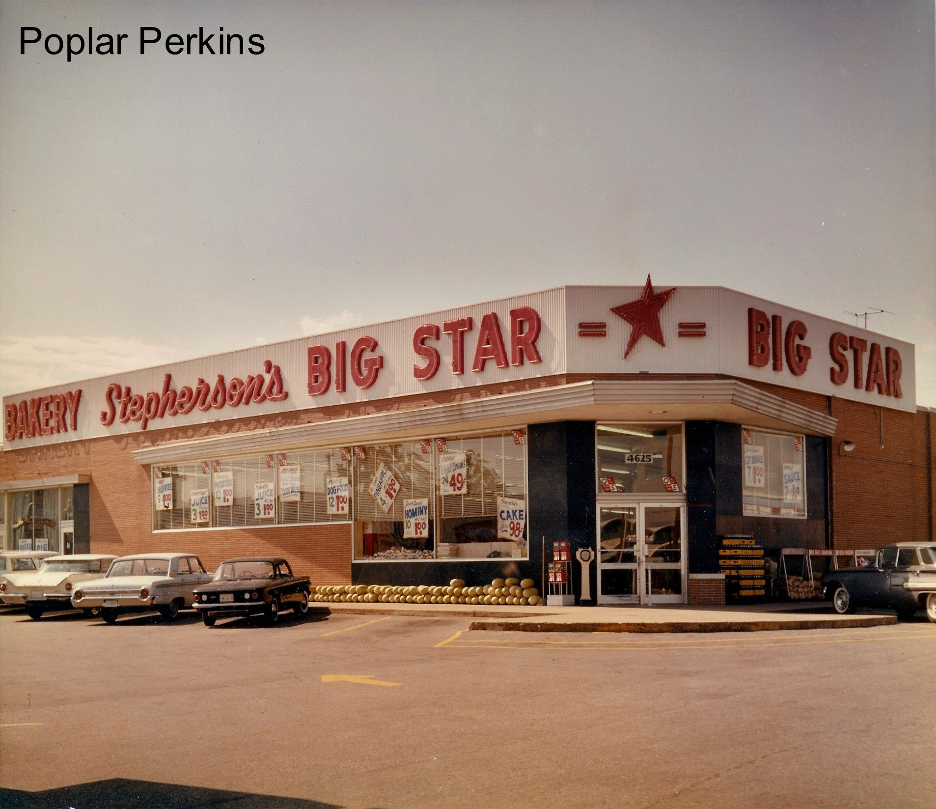 Our Big Star 1960's